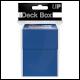 Ultra Pro - Deck Box - Pacific Blue