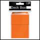 Ultra Pro - Deck Box - Orange