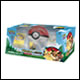 Pokemon - Pikachu and Eevee Poke Ball Collection