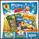 Superzings - Rivals Of Kaboom Series 2 Hideout (24 Count CDU)