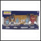Classic Sonic - 3 Inch Collector 3 Figure Pack With Figures (3 Count)