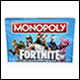 Monopoly - Fortnite Blue