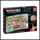 Wasgij Mystery - A Typical British BBQ Jigsaw Puzzle