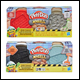 Play-Doh Wheels - Buildin Compound Assortment 2 Pack (4 Count)