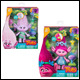 Trolls - Medium Doll Hairplay Assorted - (4 Count)