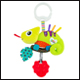 Lamaze - Mini Clip & Go - Chameleon