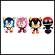 Sonic Boom - Head Plush Assortment (6 Count)