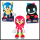 Classic Sonic - 12 Inch Modern Sonic Plush Assortment (3 Count)