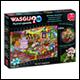 Wasgij - Mystery 16 - Birthday Surprise 1000 Piece Jigsaw