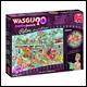 Wasgij - Retro Destiny 3 - Sands Of Time 1000 Piece Jigsaw