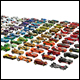 Hot Wheels - Basic Car Assortment (72 Count)