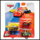 Cars - Mini Racer 3 Pack Assortment (6 Count)