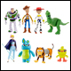 Toy Story 4 - 7 Inch Figure Assortment (10 Count)