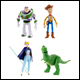 Toy Story 4 - 7 Inch True Talkers Assorted (6 Count)