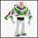 Toy Story 4 - Seven Inch Real Walking Buzz (2 Count)