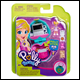 Polly Pocket - Tiny Pocket Places - Pollys Living Room (4 Count)