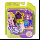 Polly Pocket - Tiny Pocket Places - Shanis Rocket Lab (4 Count)