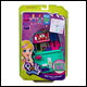 Polly Pocket - Pocket World - Mini Mall Escape (4 Count)