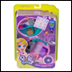 Polly Pocket - Pocket World - Doughnut Pajama Party (4 Count)
