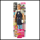 Barbie - Career Ken - Barista (6 Count)