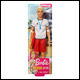 Barbie - Career Ken - Lifeguard (6 Count)