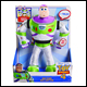 Toy Story 4 - High Flying Buzz Lightyear Feature Plush (2 Count)