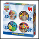 Toy Story 4 - 4 in 1 Round Jigsaw Puzzle
