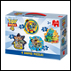 Toy Story 4 - 4 in 1 Shaped Jigsaw Puzzle