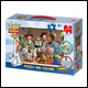 Toy Story 4 - Puzzle & Colour