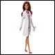 Barbie - Career 60th Doll - Scientist (6 Count)