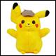 Pokemon - Detective Pikachu 16 Inch Plush (2 Count)