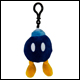 Mario Kart - Club Mocchi Mocchi - Clip On Bomb Plush (8 Count)