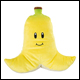 Club Mocchi Mocchi - Mario Kart - Large Plush Banana