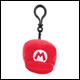 Club Mocchi Mocchi - Mario Kart - Clip on Mario Hat (8 Count)