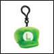 Mario Kart - Club Mocchi Mocchi - Clip on Luigi Hat (8 Count)