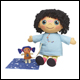 Moon & Me - Goodnight Pepi Nana Plush (3 Count)