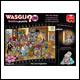 Wasgij Destiny 20 - The Toy Shop 1000 Piece Jigsaw