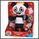 Ryan's World - Combobunga Panda Feature Plush