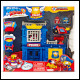 SuperZings - Police Station Playset