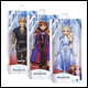 Frozen 2 - Character Dolls Assortment (4 Count)