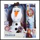 Frozen 2 - Follow Me Friend Olaf Feature Plush (2 Count)