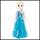Frozen 2 - Elsa Jumbo Singing Plush (2 Count)