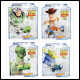 Toy Story 4 - Hot Wheels - Character Cars Assortment (8 Count)