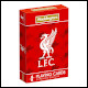 Waddingtons No 1 Playing Cards - Liverpool FC