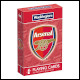 Waddingtons No 1 Playing Cards - Arsenal FC