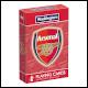 Waddingtons No 1 Playing Cards - Arsenal FC