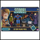 Scooby-Doo - 5-Figure Pack (6 Count)