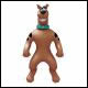 Scooby-Doo - Movie Themed Mini Stretch Scooby Assortment (3 Count)