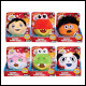 Ryans World - Squishy Bubble Plush Assortment (12 Count)