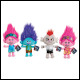 Trolls World Tour - Small Plush With Sound Assortment (6 Count CDU)
